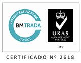 Certificado BMTRADA