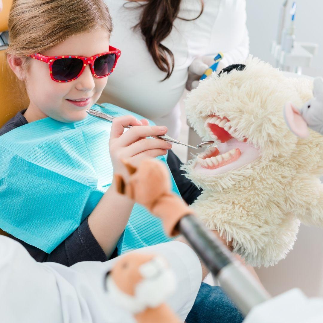 Trucos para que los niños pierdan el miedo al dentista